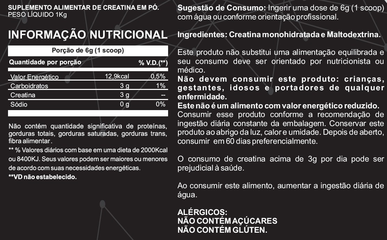 KREAT CREATINE MONOHYDRATE XPRO NUTRITION 150g