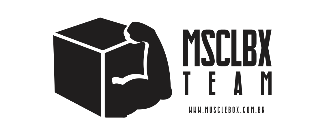 """CANECA MSCLBX """"LIFESTYLE & PERFORMANCE"""" MUSCLEBOX"""