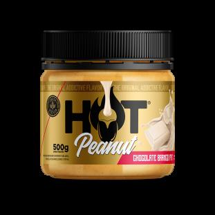 Pasta De Amendoim Hot Peanut Gourmet 500g - Hot Fit