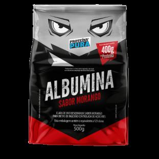 Albumina 500g - Proteina Pura