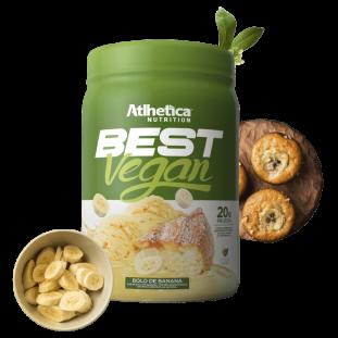 Whey Protein Vegano Best Vegan 500g - Atlhetica Nutrition