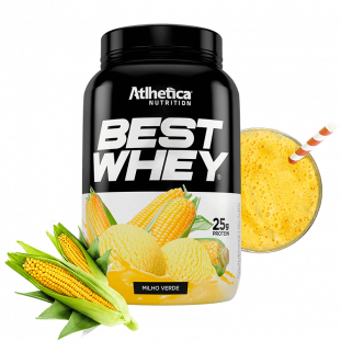 Whey Protein Best Whey 450g - Atlhetica Nutrition