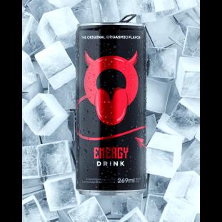 Energético PornEnergy Drink 269ml - Hot Fit