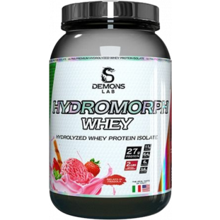 HYDROMORPH WHEY PROTEIN DEMONS LAB 2lbs