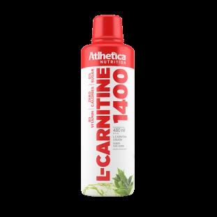 L-Carnitina 1400 480ml - Atlhetica Nutrition