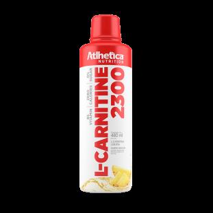 L-Carnitina 2300 480ml - Atlhetica Nutrition