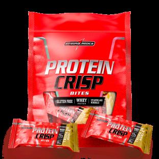 Barra de Proteína Protein Crisp Bites 15un - Integralmédica