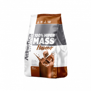 Massa 100% Mass Flavour - Atlhetica Nutrition
