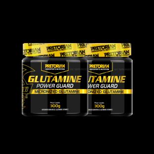 2x Glutamine Power Guard 300g - Pretorian