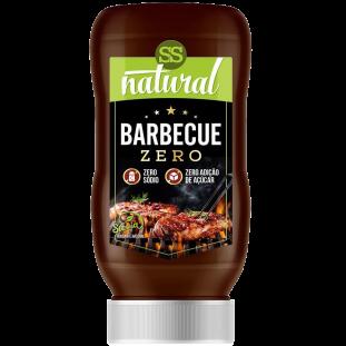 Molho Barbecue 420g - SS Natural