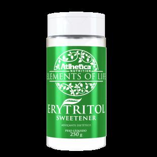 Adoçante Elements of Life Erytritol 250g - Atlhetica Nutrition