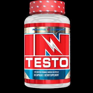 Testosterona Pré Hormonal Testo IN 60 Tabs - Innovative Nutrients