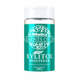 Adoçante Elements of Life Xylitol 250g - Atlhetica Nutrition