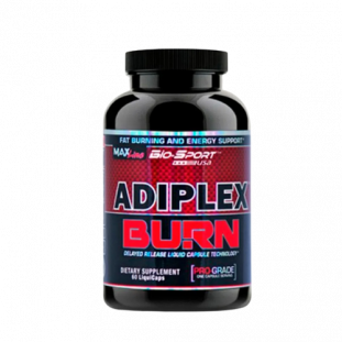 Termogênico Emagrecedor Adiplex Burn 60 Tabs - Bio Sport USA