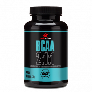 BCAA 2:1:1 60 Tabs - Red Series
