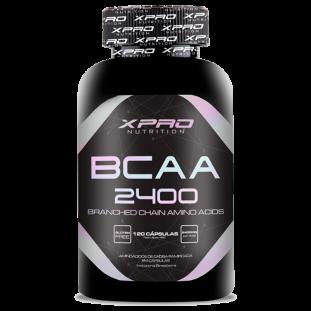 BCAA 2400 120 Cáps - XPRO Nutrition
