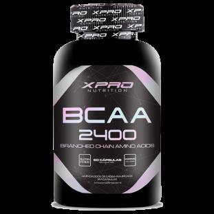 BCAA 2400 60 Cáps - XPRO Nutrition