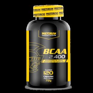 BCAA 2400 120 Caps - Pretorian
