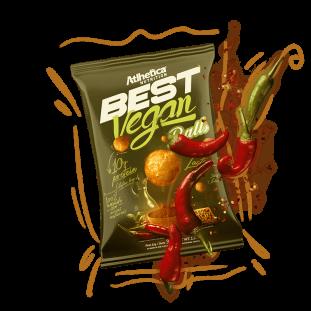 Snack Best Vegan Balls 35g - Atlhetica Nutrition