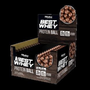 Best Whey Protein Ball 12 um 50g - Atlhética Nutrition