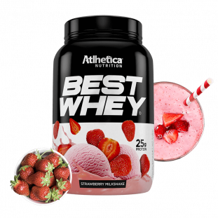 Whey Protein Best Whey 900g - Atlhetica Nutrition
