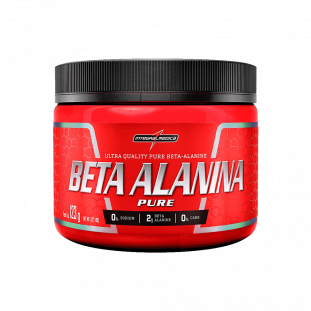 Beta Alanina Pure 123g - IntegralMédica
