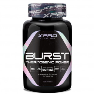 BURST THERMOGENIC POWER XPRO NUTRITION 60 tabs