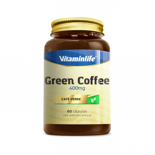 GREEN COFFEE VITAMINLIFE 60 caps