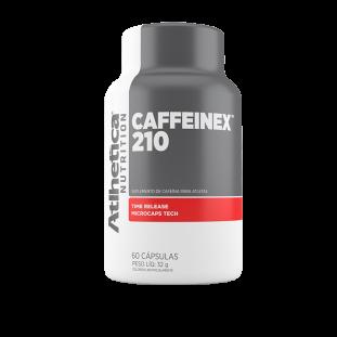 Termogênico Cafeína Caffeinex 210mg 60 Cáps. - Atlhetica Nutrition