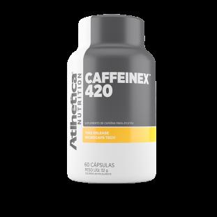 CAFFEINEX 420MG ATLHETICA NUTRITION 60 caps