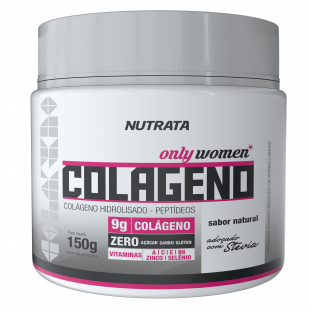 ONLY WOMEN COLÁGENO NUTRATA 150g
