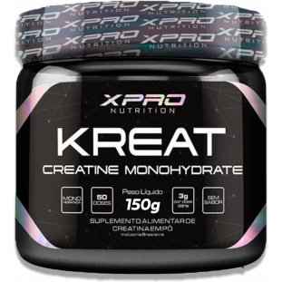 KREAT CREATINE MONOHYDRATE XPRO NUTRITION 150g