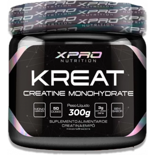KREAT CREATINE MONOHYDRATE XPRO NUTRITION 300g