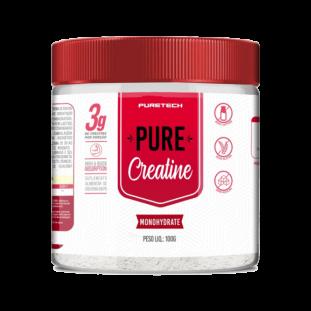 Creatina Monohydrate Pure 100g - Puretech