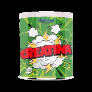 CREATINA HCI COMIC SERIES VITAMINAR 120g