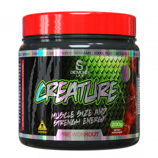 CREATINA CREATURE DEMONS LAB 200g