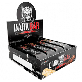 DARK BAR DARKNESS INTEGRALMÉDICA 90g - 8 unidades