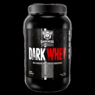 Whey Protein Dark Whey 100% 1,2kg Darkness - Integralmédica
