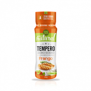 TEMPERO ZERO SÓDIO FRANGO SS NATURAL 50g