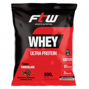 Whey Protein Ultra Protein 900g - FTW