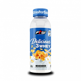 Whey Protein Delicious 3 Whey 40g - FTW