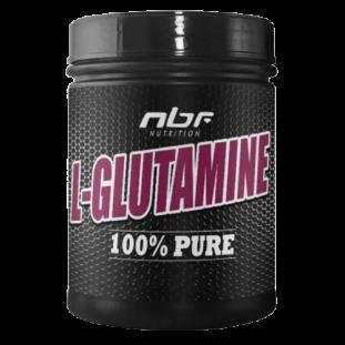 Glutamina L- Glutamine 100% Pure 500g - NBF Nutrition