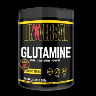 Glutamina 600g - Universal Nutrition
