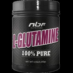 L-GLUTAMINE 100% PURE NBF 250g