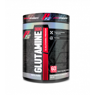 Glutamina 100% Pure 300g - Prosupps