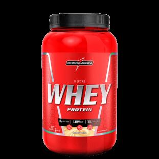 Whey Protein Nutri Whey Protein 907g - Integralmédica