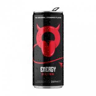 Energy Drink Hot 269ml Pack C/ 6 Uni -  Hot Fit