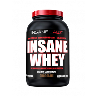 INSANE WHEY INSANE LABZ 900g