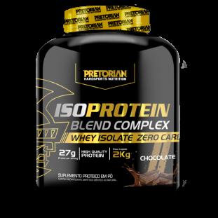 Iso Protein Whey Blend Complex 2kg - Pretorian