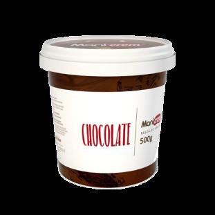 Pasta de Amendoim Integral ManiCream 500g - Manibi-Chocolate